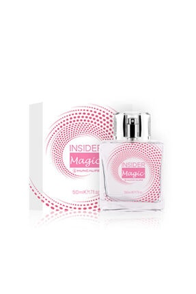 Hunca Insider Magic Kadın Edp Parfüm 50 ml.