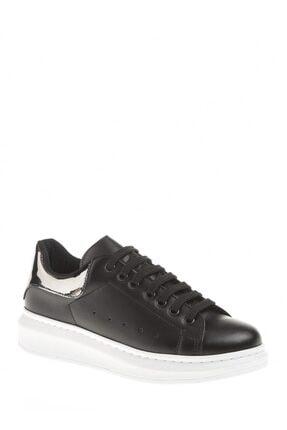 Derigo Kadın Siyah/Platin Spor Ayakkabı