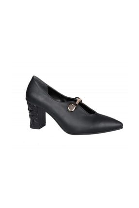 Punto 544838 Siyah Kadın Stiletto