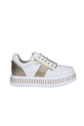 MP Ewoll 1029 Beyaz Kadın Sneakers