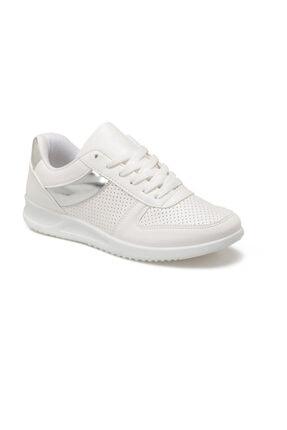 Polaris 91.313390.Z Beyaz Kadın Spor Ayakkabı