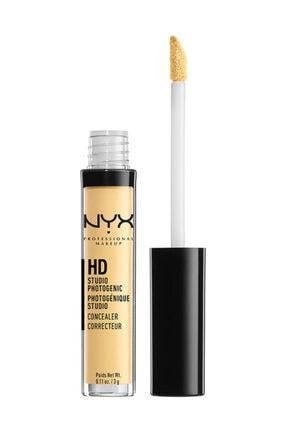 NYX Professional Makeup Kapatıcı - Concealer Wand Yellow 20 g  800897123369