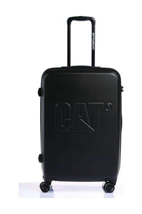 CAT Siyah Unisex Orta Boy Valiz Ct83550-M