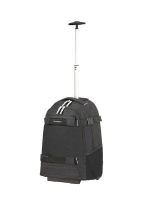 Samsonite Siyah Unisex Sonora - Tekerlekli Laptop Sırt Çantası 55 Cm 54735