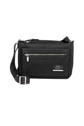 Samsonite Siyah Unisex Openroad Chic Horiz Shoulder Bag 72545