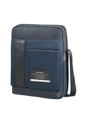 "Samsonite Mavi Unisex Openroad - 9.7"" Tablet Omuz Çantası 11889"