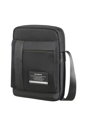 "Samsonite Siyah Unisex Openroad - 9.7"" Tablet Omuz Çantası 11889"