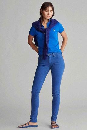 Ralph Lauren Kadın Mavi Jeans 4484009951284