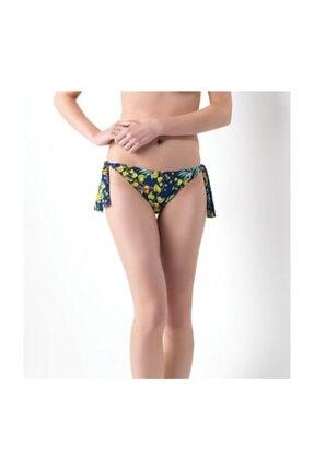 Blackspade Bikini Alt 8425 - Tropikal Papağan Baskılı