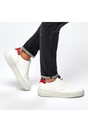 Forester MDL6 Beyaz Erkek Ayakkabı