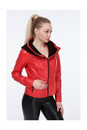 Kadın Deri Ceket Zg7071 ZG7071