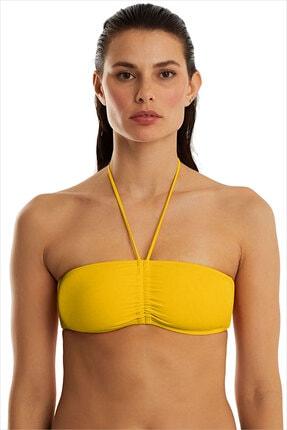 Ayyıldız Kadın Sarı Bikini Üstü 63541