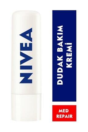 Nivea Med Protection - Dudak Bakım Kremi 4.8 g