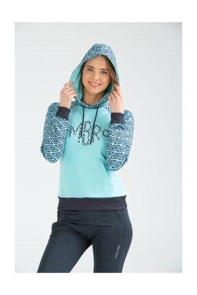 Umbro Kadın Kapşonlu Sweat Vc-0013 Macy Sportswear Sweat