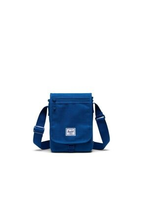 Herschel Unisex Mavi Omuz Çanta