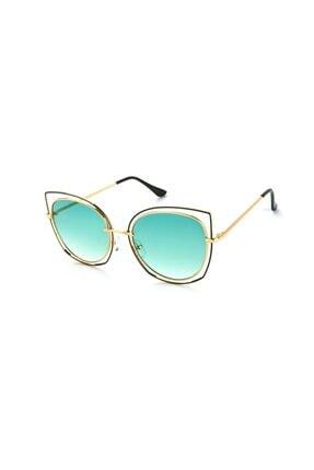 Di Caprio Kadın Oval Güneş Gözlüğü DTX1259D