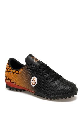 Galatasaray SERGI TURF GS Siyah Erkek Çocuk Halı Saha Ayakkabısı