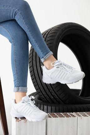 MP Beyaz Unisex Sneaker MODAELYSA0346