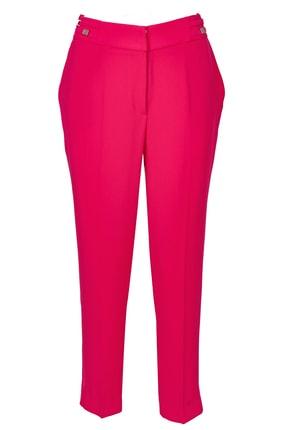 Seçil Klasik Kesim Orta Bel Kadın Pantolon