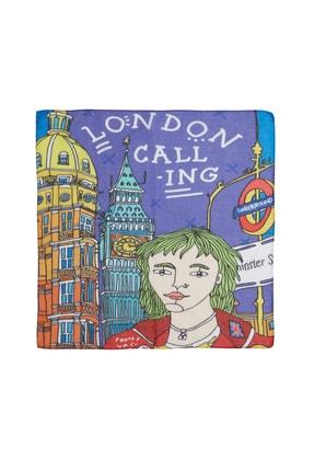 Deriderim London Desenli Fular & Bandana