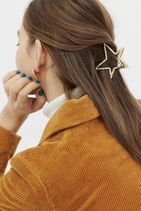 New Look Kadın Yıldız Mandal Toka 5580
