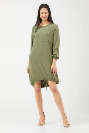 Sementa Kadın Ayrobin Tunik - Yeşil