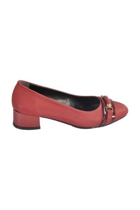 MAJE 6067 Bordo Kadın Ayakkabı