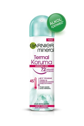 Garnier Anti - Perspirant Kadın Deodorant - Termal Koruma 150 Ml 3600541928848