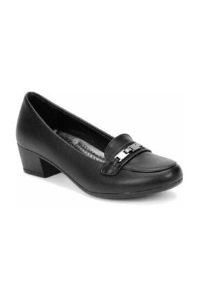 Polaris Siyah Kadın Topuklu Ayakkabı 000000000100293637
