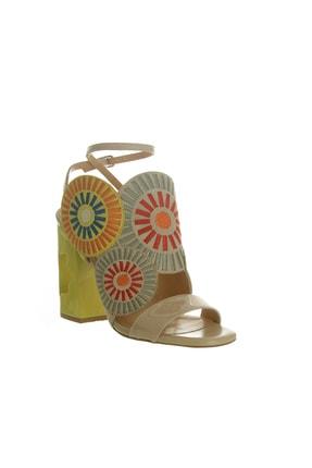 POLETTO Dolgu Topuklu Ayakkabı