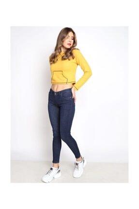 Twister Jeans Kadın Lima Orta Bel Jean 9046-30
