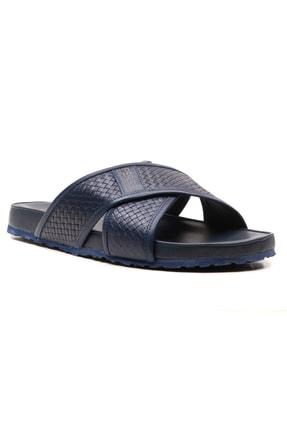 Ferre Milano Sandalet Lacivert Ayakkabı