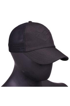 Lotto Şapka-unisex-siyah-cap Fıle-r8779