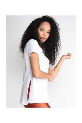Twister Jeans Bts V Yaka Basic Tshirt 3000 Beyaz
