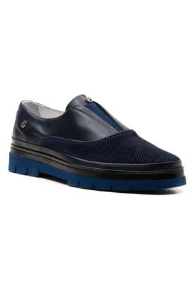 Ferre Milano Erkek Lacivert Günlük Ayakkabı