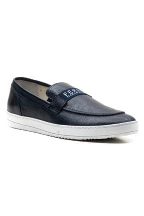 Ferre Milano Erkek Siyah Günlük Ayakkabı