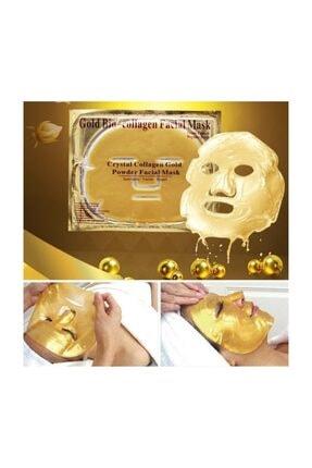 Ocean Altın Maske ( Yüz Için ) Bio-collagen