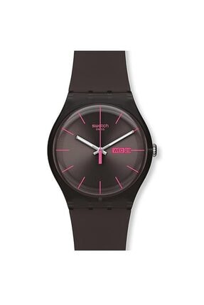Swatch  SUOC700 Brown Rebel Unisex Kol Saati