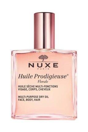 Nuxe Huile Prodigieuse Florale Çok Amaçlı Kuru Yağ 100 ml 3264680015946