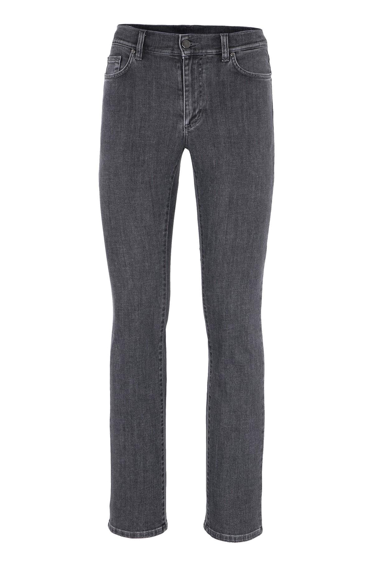 Versace Erkek Gri Jeans V600367S VT01915 V8003