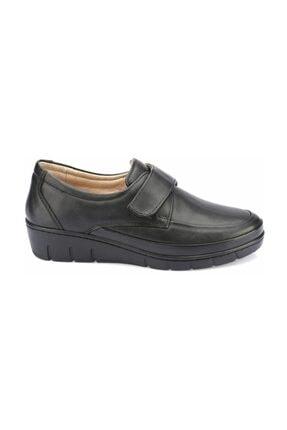 Polaris 82.110003.Z Siyah Kadın Ayakkabı