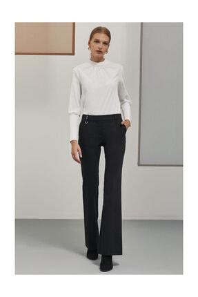 Perspective Kadın Siyah Pantolon 92051108 300