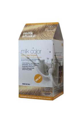 Milkshake Ultra Blond Açık Sarı - 900 (Köpüksüz)