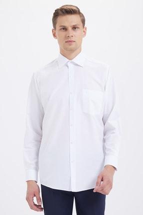 Klasik Beyaz Gömlek 19D190000177