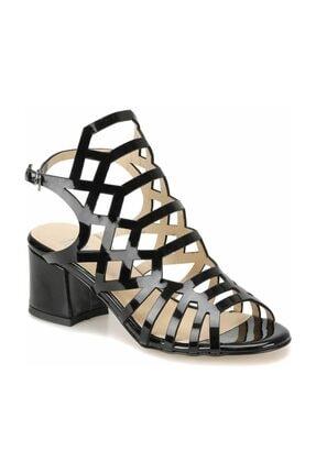 Missf DS18082 Siyah Kadın Dress Ayakkabı