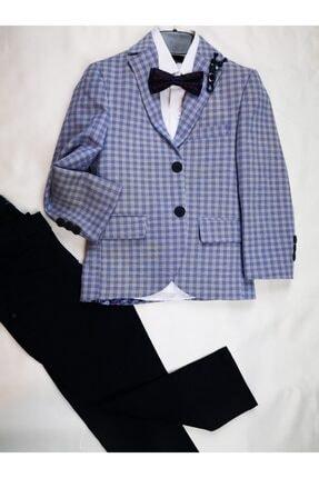Ceketlı 5 Parca Takım Elbise TERRY100