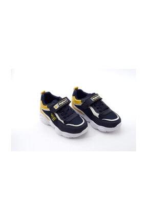 Çocuk Spor Ayakkabı 812017SARI