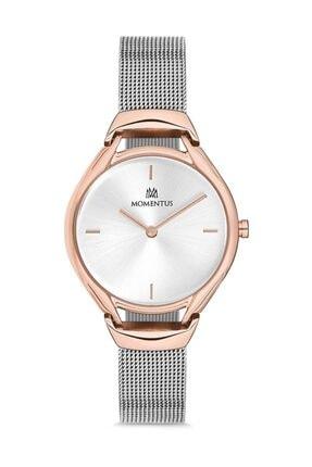Momentus Cw118r-02tr Kadın Kol Saati Bileklik Hediyeli
