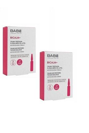 Babe Bicalm+ Ampul Yatıştırıcı Ve Onarıcı Etkili Konsantre Bakım 4x2 ml