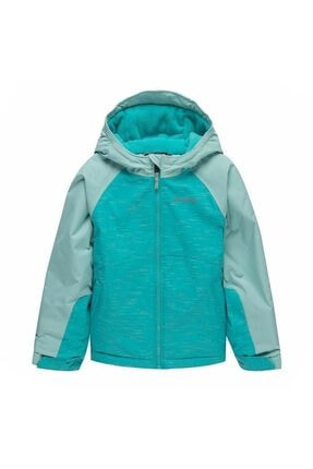 Columbia Unisex Çocuk Yeşil  Alpıne Actıon Lı Mont 1863433-338